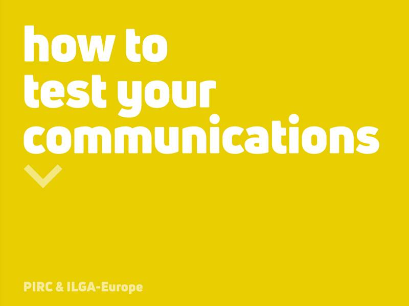 News -How to Test Your Communications